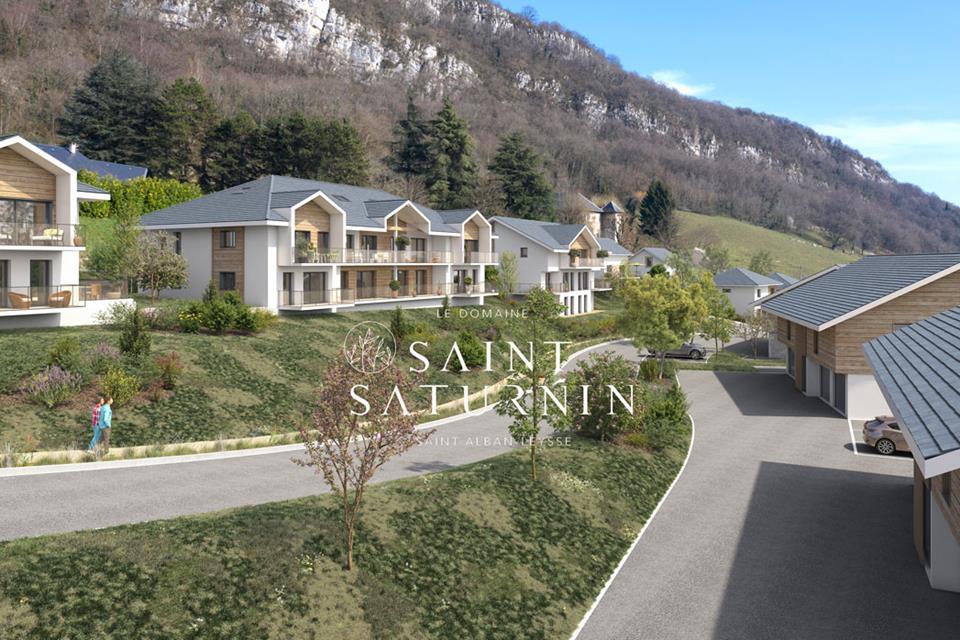 Lancement Commercial Le Domaine de St Saturnin