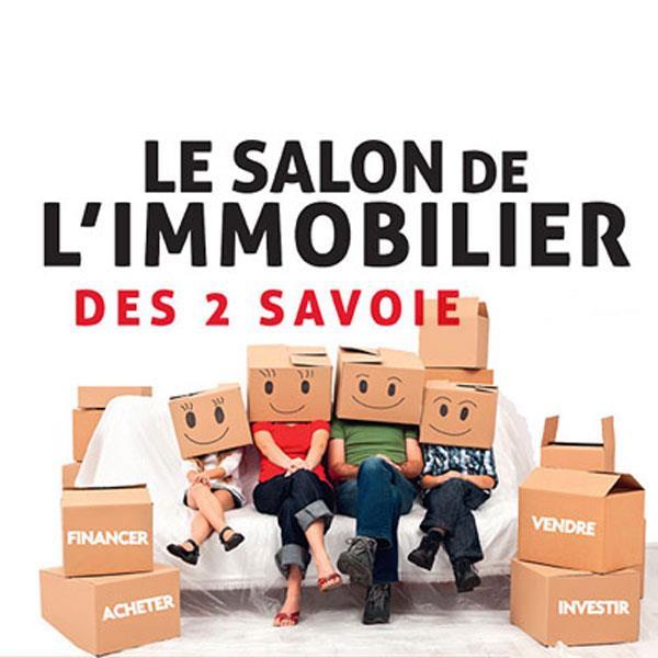 SALON IMMOBILIER DES 2 SAVOIE DU 16 au 18 OCTOBRE 2020